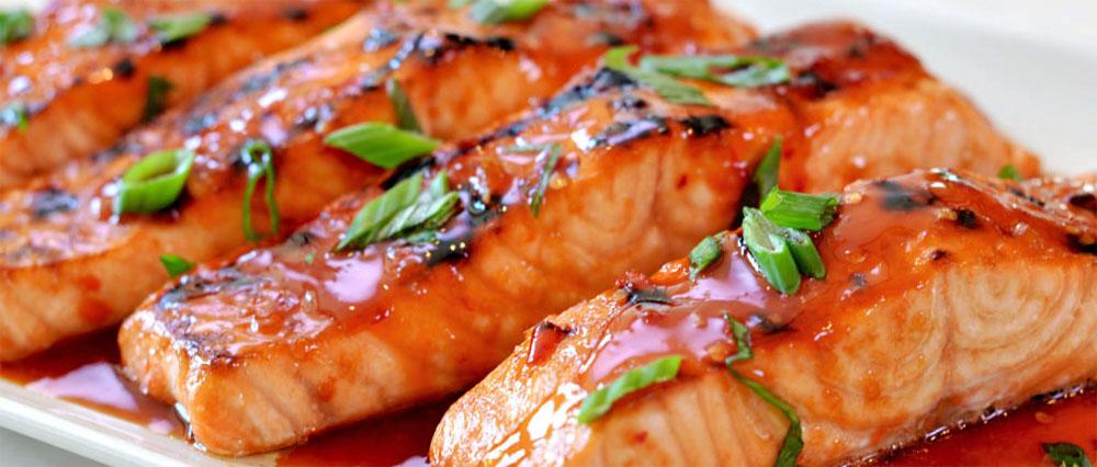 Lax rikt på omega-3